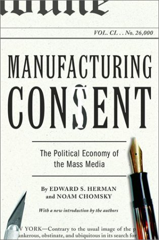 Edward S Herman & Noam Chomsky-Manufacturing Consent